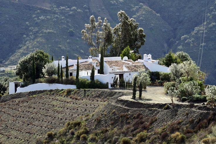 Cortijo El Carligto - Canillas de Aceituno, Spain ... | Luxury Accommodations