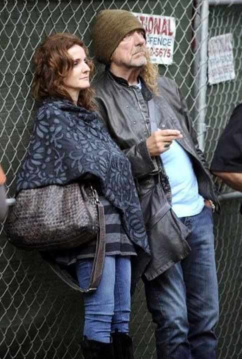 Robert Plant & Patty Griffin :)