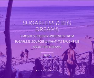 JANA KINGSFORD GOING OFF SUGAR, SUGARLESS AND  BUSINESS HOW THEY RELATE #IQUITSUGAR #