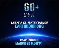 Give an hour for the the earth. Switch your lights off for an hour to raise awareness for the planet, be part of it! Saturday, 28 March 2015 | 8.30 - 9.30 PM.