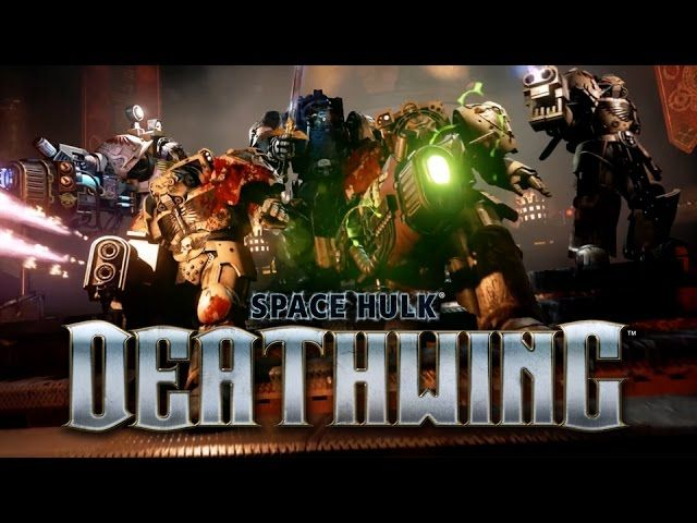 Space Hulk: Deathwing - Launch Trailer - http://gamesitereviews.com/space-hulk-deathwing-launch-trailer/