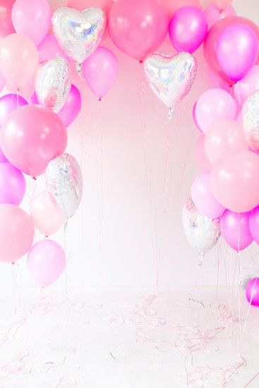 Get together with your most-loved ladies for an all-pink-everything bubblegum-themed Galentine's Day party.