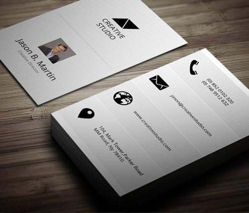 Metro Style Business Card @ Graphicview.net Facebook.com/Graphicviewlhr