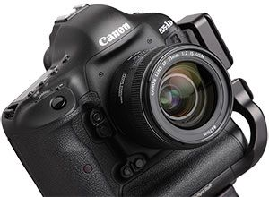Website: testing on Canon and other lenses Canon DSLR Camera with Lens