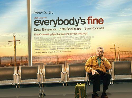 """""""Everbody's Fine"""" - Robert De Niro is wonderful in this!!!"""