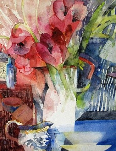 Townhouse DVD : My World of Watercolour, The Art of Shirley Trevena R I� : Shirley Trevena
