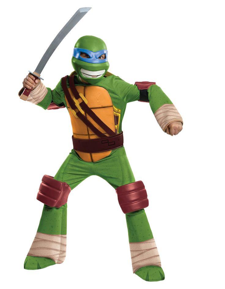 Teenage Mutant Ninja Turtle - Leonardo Kids Costume from BuyCostumes.com