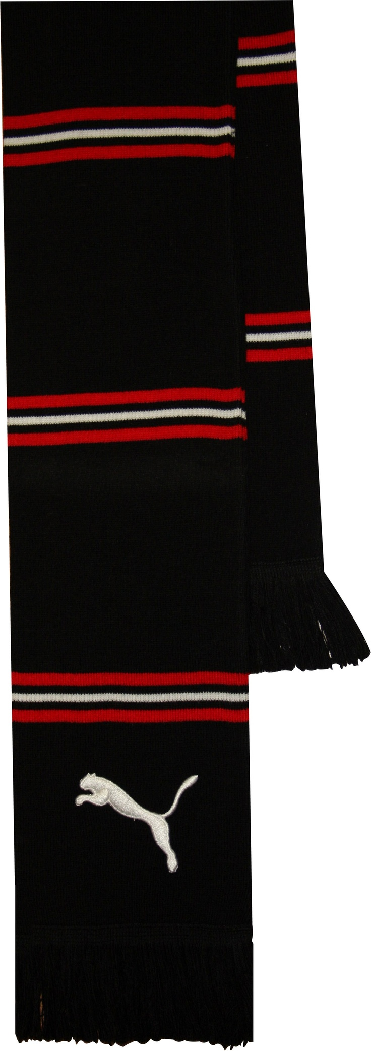 Sampiyon Sport / Acrylic Knitted PUMA embroidered Scarf