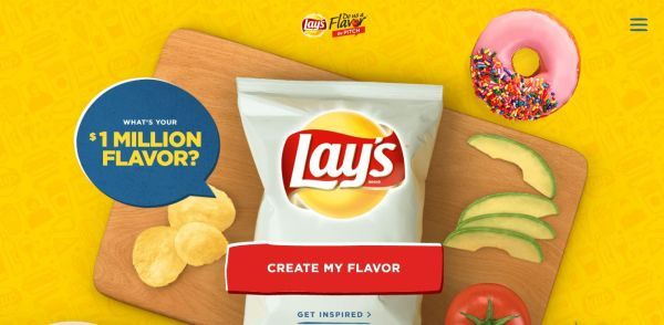 Lays Do Us a Flavor the Pitch Contest