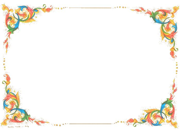 To set this free border as background for your desktop right click on picture and select the for Flower borders for word