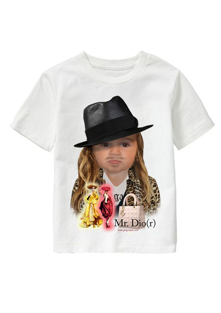 Mr. Scandalous personalized T-shirt www.ghigostyle.com