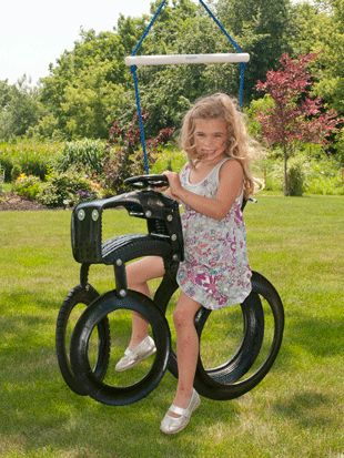 7 best tractor bed images on pinterest bedrooms child for Tractor tire recycling