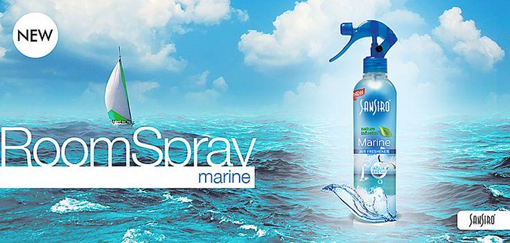 Sansiro Air Freshener Marine  Sansiro oda parfümleri evinizde, büronuzda, yaşadığınız her ortamda hava kokulandırıcı harika bir parfüm dür.   Sansiro Oda Parfümü kalıcı kokusuyla bambaşka tazelik ve ferahlık verir.  http://www.e-sansiro.com/Sansiro-Marine-Oda-Parfumu,PR-950.html