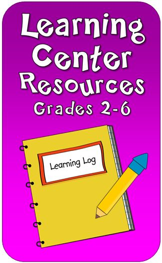 Learning Center Resources in Laura Candler's online file cabinet - loads of freebies and management tips!