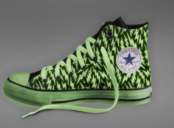Converse Chuck Taylor Glow in the Dark2