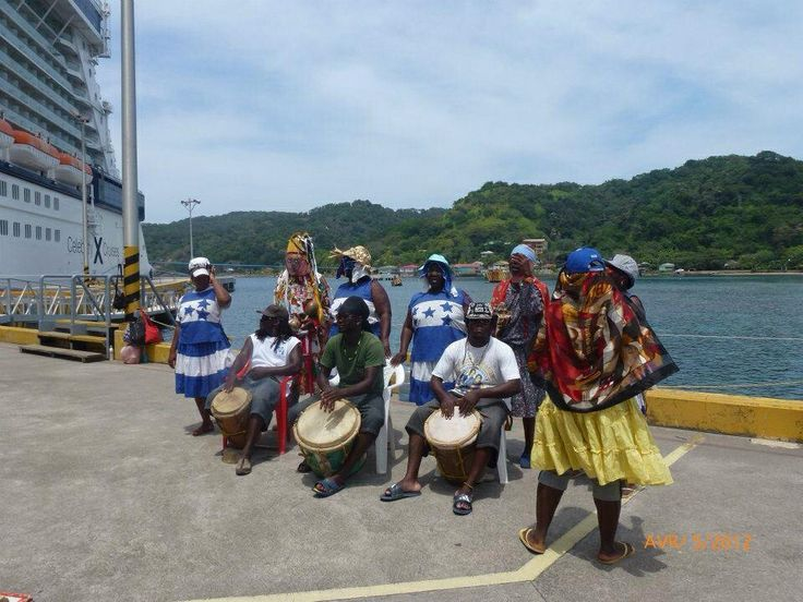 Arrivée au Honduras