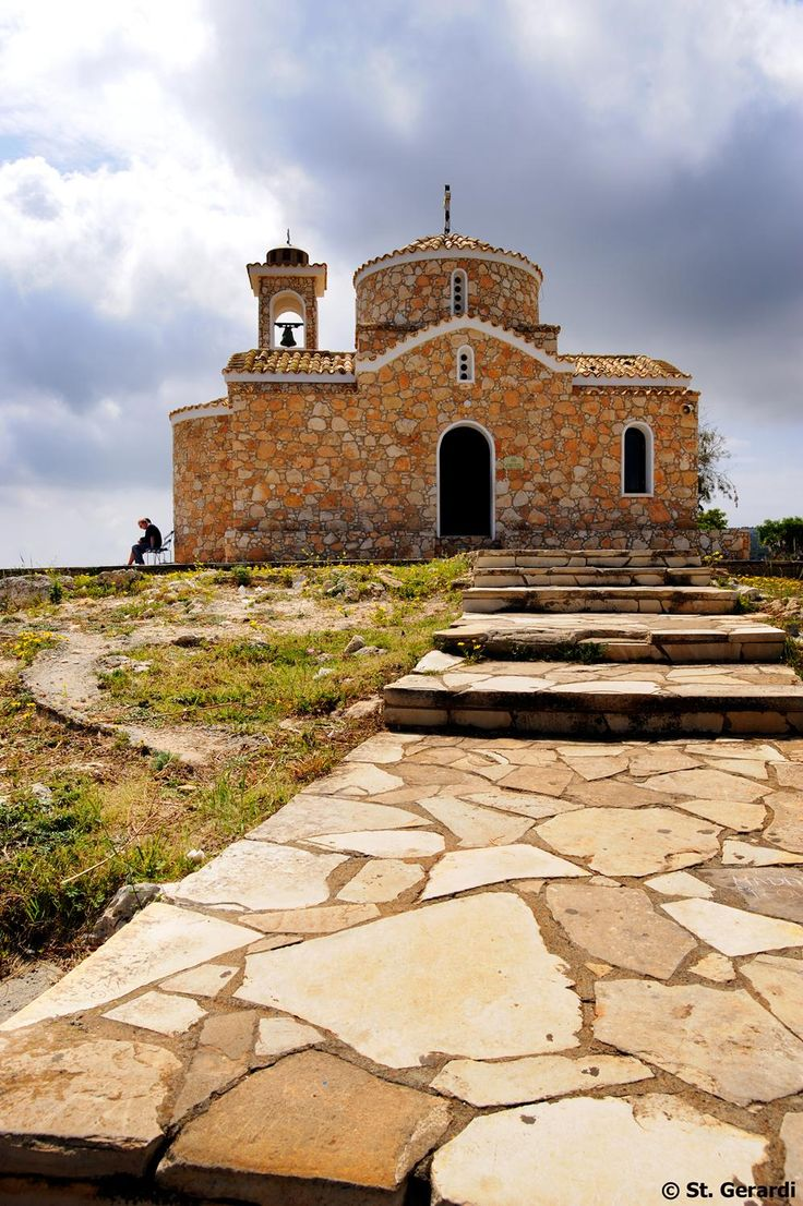 Cyprus Protaras Profitis Ilias Church