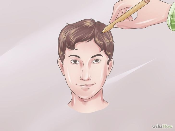 3 Cara Mudah Menggambar Wajah Manusia Beserta Contohnya Menggambar Wajah Gambar Realistis Gambar