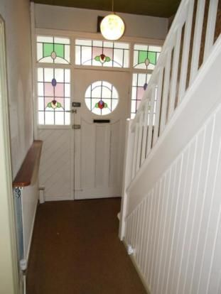 Beautiful 1930s Entrance Hallway Up The Hollyway