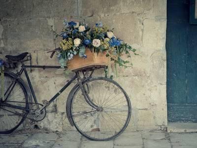 Bicycle Photographic Print by photogodfrey