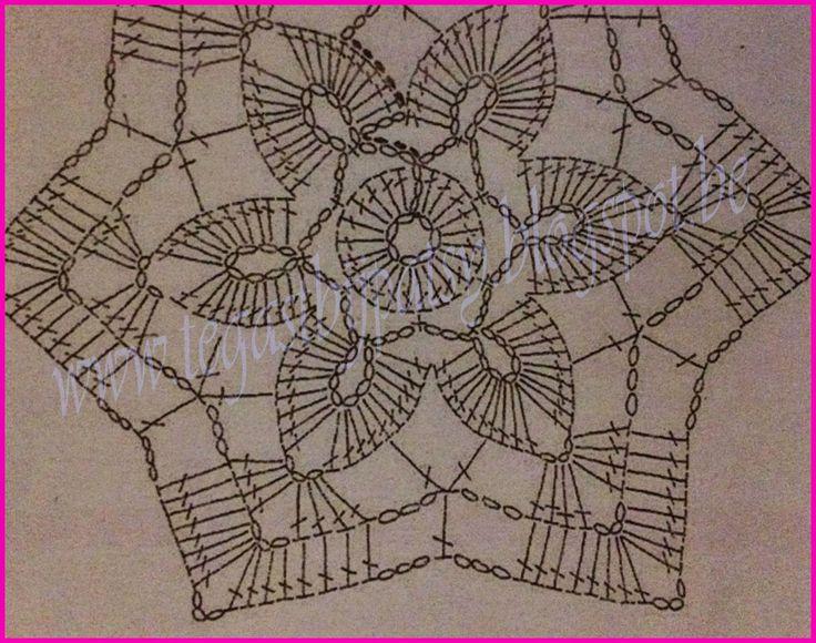 patroon+ster.jpg (1600×1262)