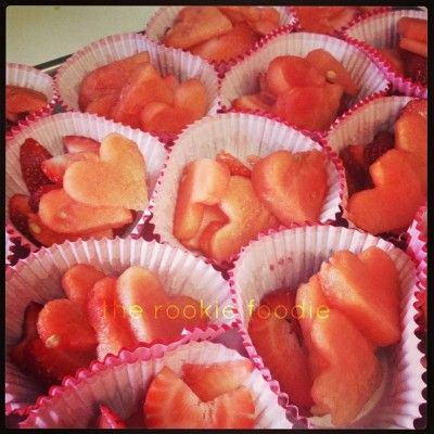 20 fun, fit and festive food creations for valentines day #nutrition #valentinesday