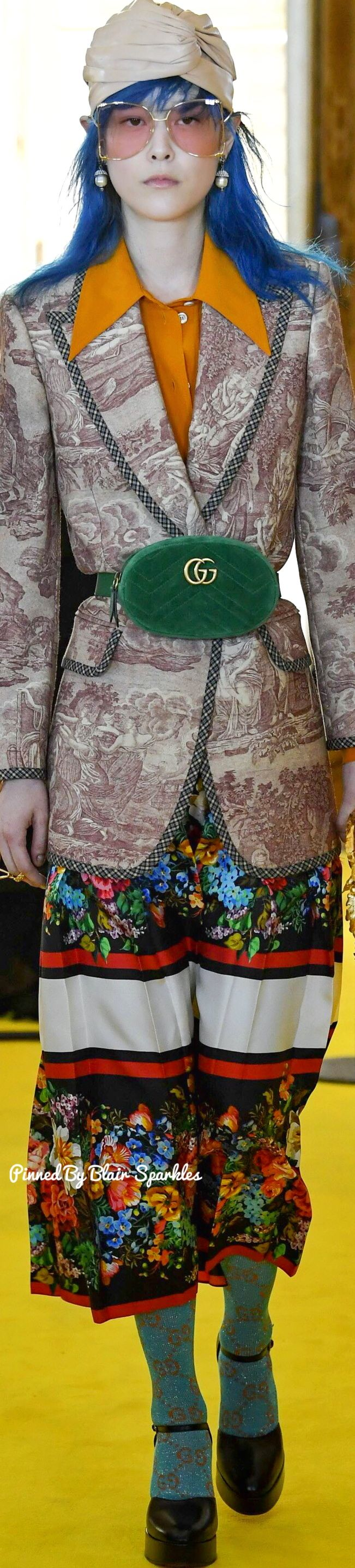 Gucci Resort 2018 ♕♚εїз | BLAIR SPARKLES |