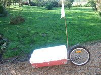 La Troisième Roue: Ma remorque vélo