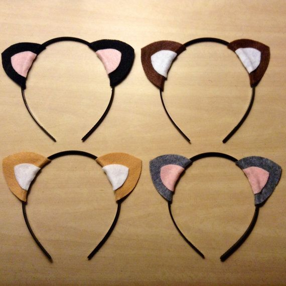 Hey, I found this really awesome Etsy listing at https://www.etsy.com/listing/201843023/1-kitty-cat-ears-headband-birthday-party