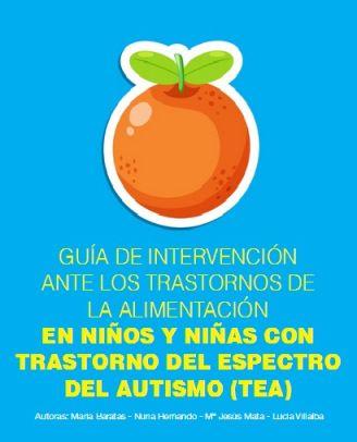 Guía de intervención en Trastornos de Alimentación en TEA | Aulautista