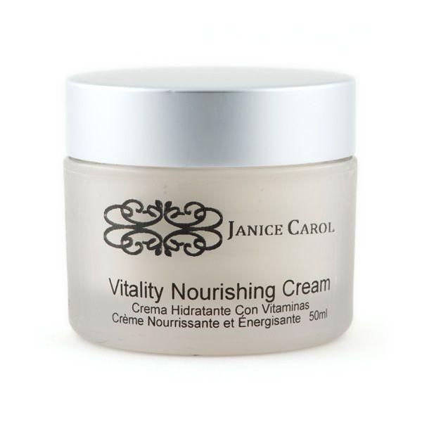 Vitality Nourishing Cream – Janice Carol Cosmetics