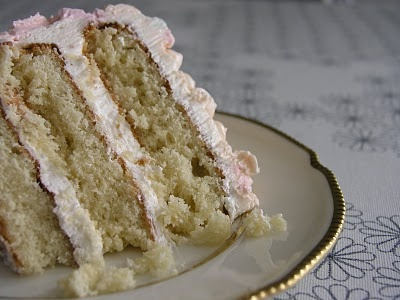 coconut cake with buttercream frosting | My Passionate Palate | Pinte ...