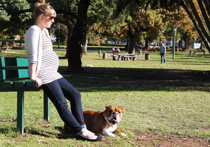 My beautiful bulldog #bulldog #englishbulldog De Waal Park in cape town #capetown