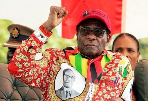 Mugabe to address Zimbabwe as end of his presidency nears #zimbabwe