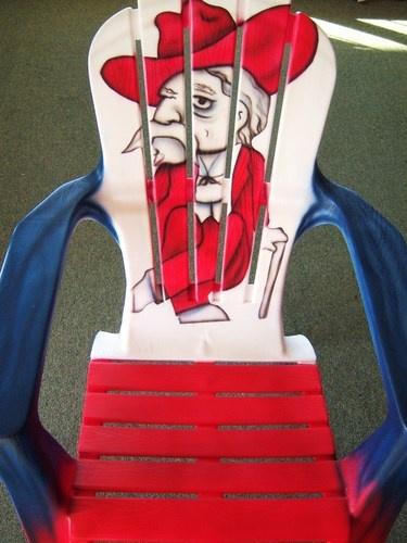 Colonel Reb Chair