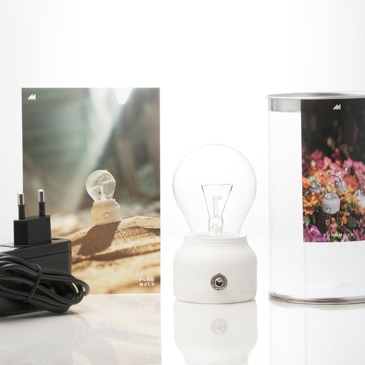Pure Mold: LED Light