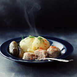 Pulpeciki w sosie koperkowym | Kwestia Smaku