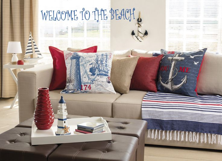 Lifes a Beach!! Latest Coastal Look in store Today!