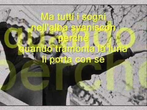 volare DOMENICO MODUGNO lyric (Learn italian singing) - YouTube