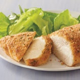 Parmesan Crusted Chicken    Super quick and easy - especially when you have kids and work.