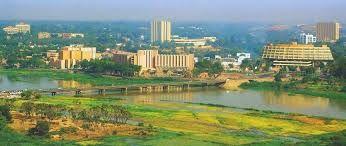 Niamey - capital of Niger