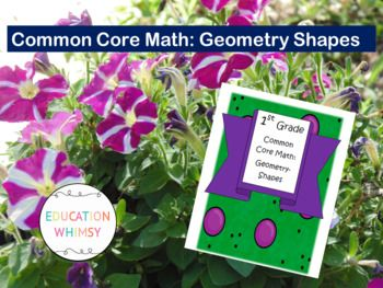1st Grade Math Common Core ... by Education Whimsy | Teachers Pay Teachers