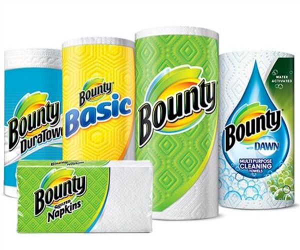 Life is messy!  Join @Bounty  #BountyInsiders and clean up with a FREE product when you share with friends #cleaning #sharing