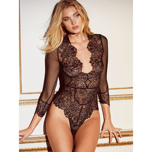 All Lingerie ❤ liked on Polyvore featuring intimates, victoria's secret, lingerie bodysuit, victoria secret lingerie, teddy bodysuit and body suit
