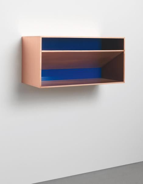 Donald Judd, Untitled (Bernstein 81-4) on ArtStack #donald-judd #art