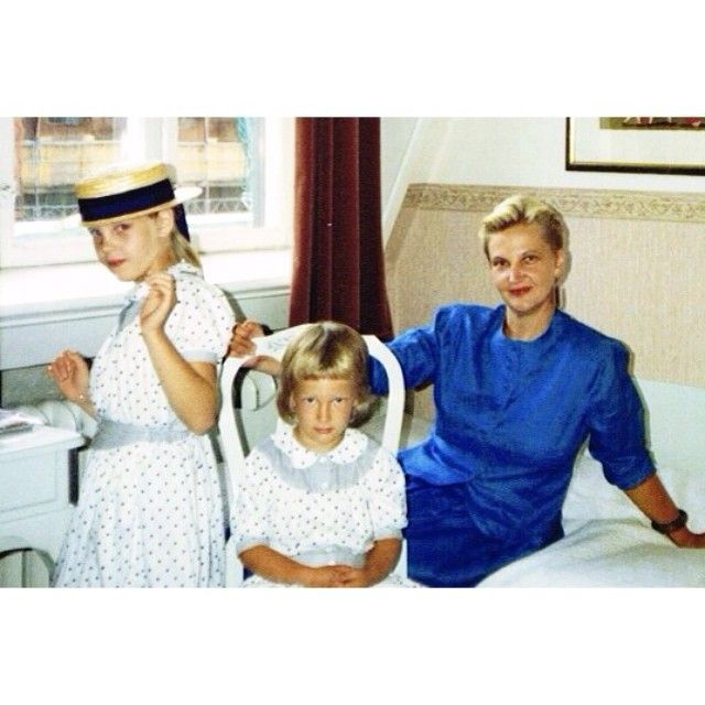 Happy International Women's day! Here we are in Stockholm in 1988. #familybusiness #womensday | 8.3.2014