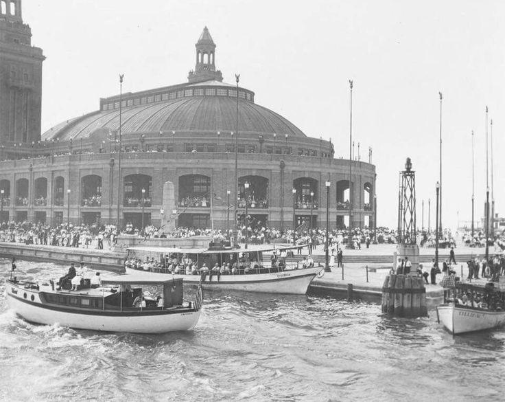 Navy Pier 100yrs ago  1916