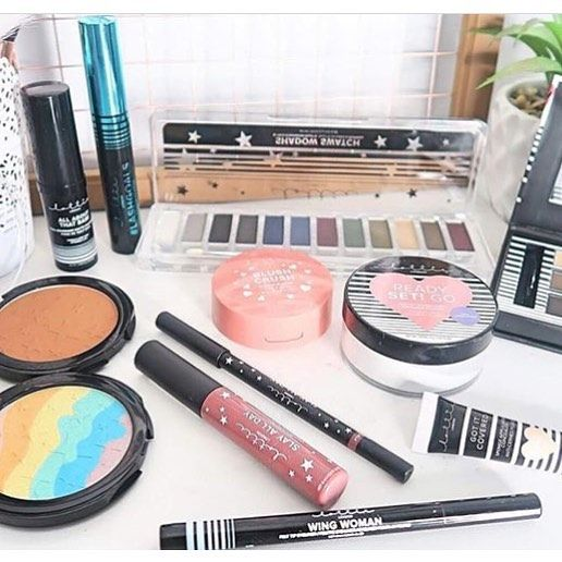 Full face of makeup is about to commence! #girlsnightout remember spend 10 or more on @superdrugloves Lottie London for a FREE Wing Woman! Tag us in your hauls!