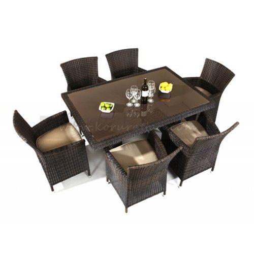 Rattan Lounge Set   Classic. Elegant. Comfortable.   High Quality    Aluminium Frame   10 Cm Cushions   Yard Wicker Garden Furniture | Pinterest  | Gärten, ...