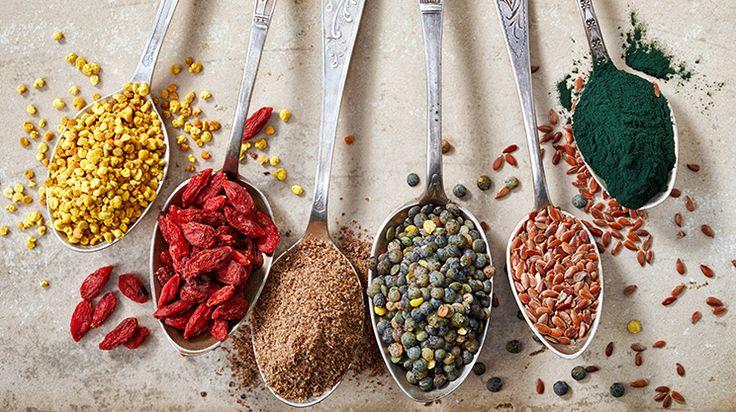 Superfood und Co. - gesund essen kann so einfach sein - #GesundeErnährung, #GesundesEssen, #Lebensmittel, #Nahrungsergänzungsmittel, #Nahrungsmittel